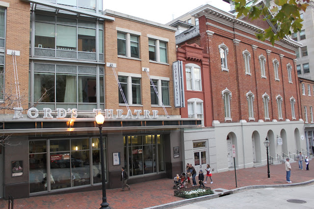 Ford's Theatre in Washington DC, USA