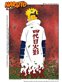 Naruto Mangá 301 – (Leitura Online)