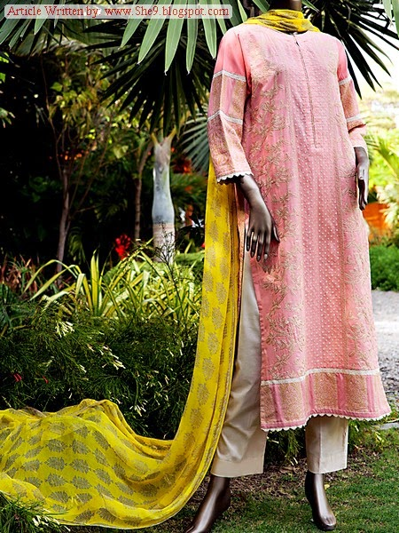 Junaid Jamshed Ready to Wear Mid-Summer-14