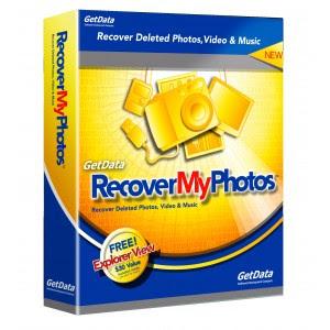 تحميل برنامج استعادة الصور المحذوفة Recover My Photos 2013 مجانا