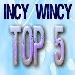 Topp 5 hos Inck Winky