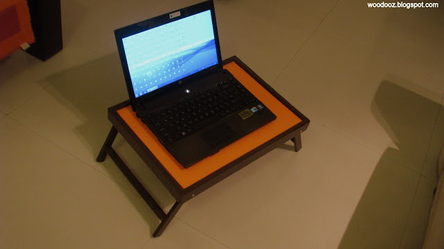 Make your own DIY laptop stand
