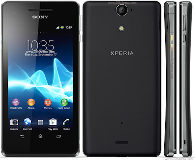 Android-Smartphone Sony Xperia V
