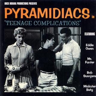 Pyramidiacs - Teenage Complications - 1998
