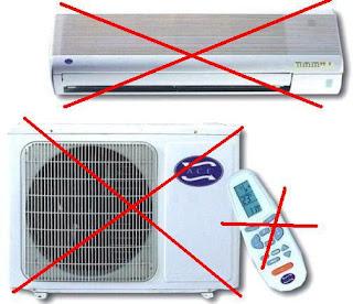 Bahaya Penggunaan AC ( Air Conditioner ) Bagi Kesehatan