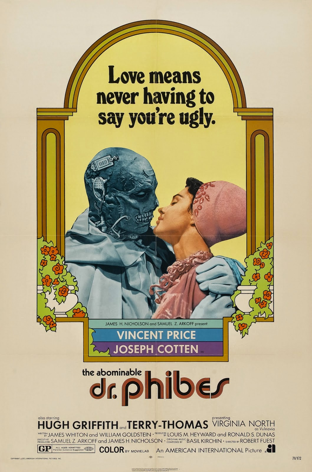 Abominable Dr Phibes (l')
