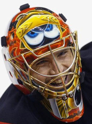 Remington The 10 Greatest Goalie Masks Of All Time Love 105 Fm