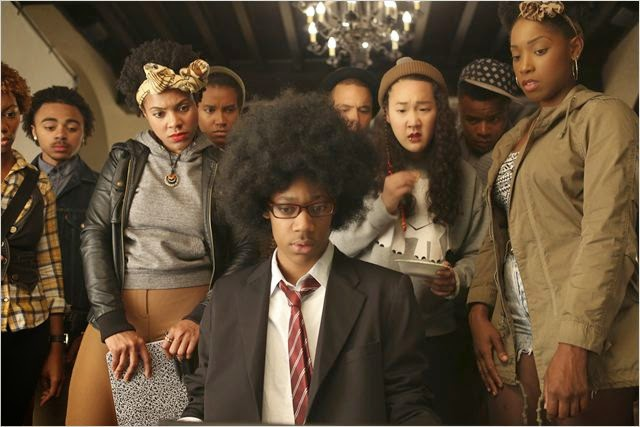 casting dear white people