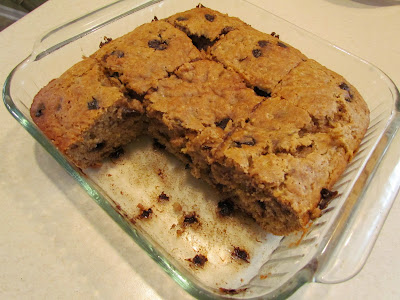 A deliciously moist banana cake that makes a healthy snack or breakfast. You will be surprised how fast your family will empty the dish on this one!