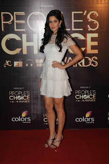 Katrina Kaif at Colors People's Choice Awards