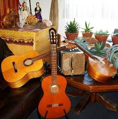 Meine Musikinstrumente