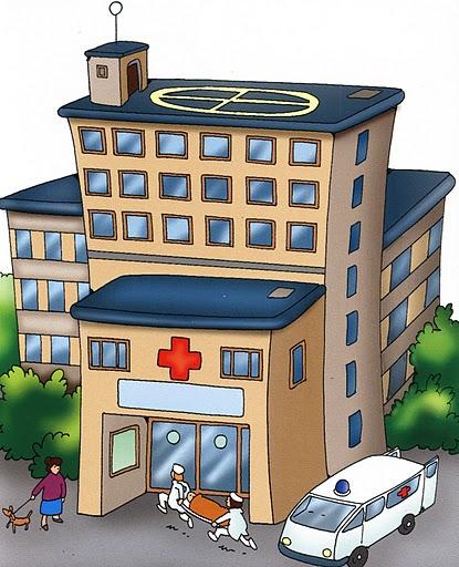 hospital imagenes y dibujos ciudad para imprimir iglesia imagenes y