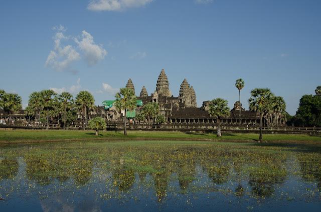 Angkor Wat · Siem Reap · Cambodia