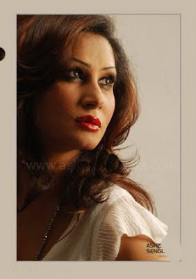 Bangladeshi model and aactress Farah Ruma
