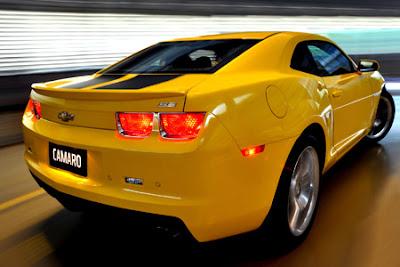 Novo Camaro Z28 da Chevrolet