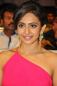 rakul preet singh latest photos at pandaga chesko audio-thumbnail-15