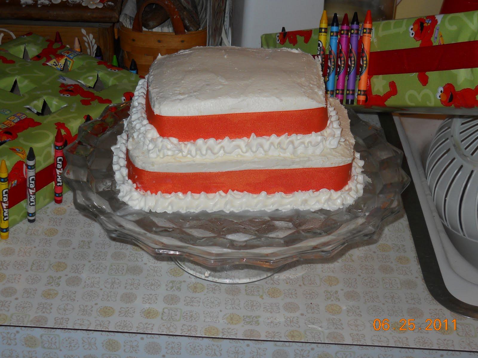 Izaks Elmo 1st Birthday Party
