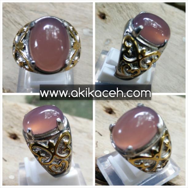 Batu Akik Lavender