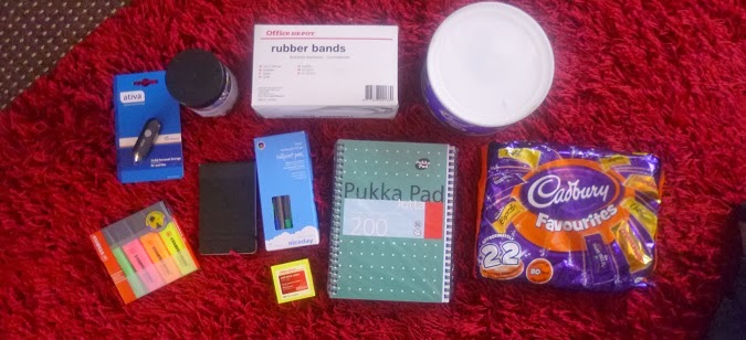 Yorkshire Blog, Mummy Blogging, Parent Blog, Stationary, review, Viking Direct,