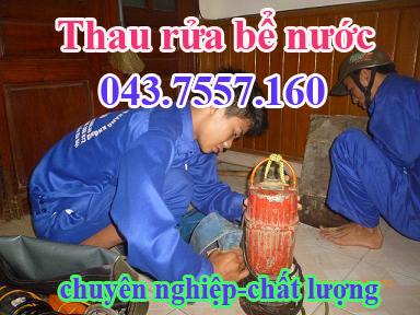 rửa bể giá rẻ,thau rửa bể nước,rửa bồn nước inox