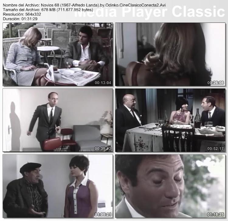 Novios 68 | 1967 | Con Alfredo Landa
