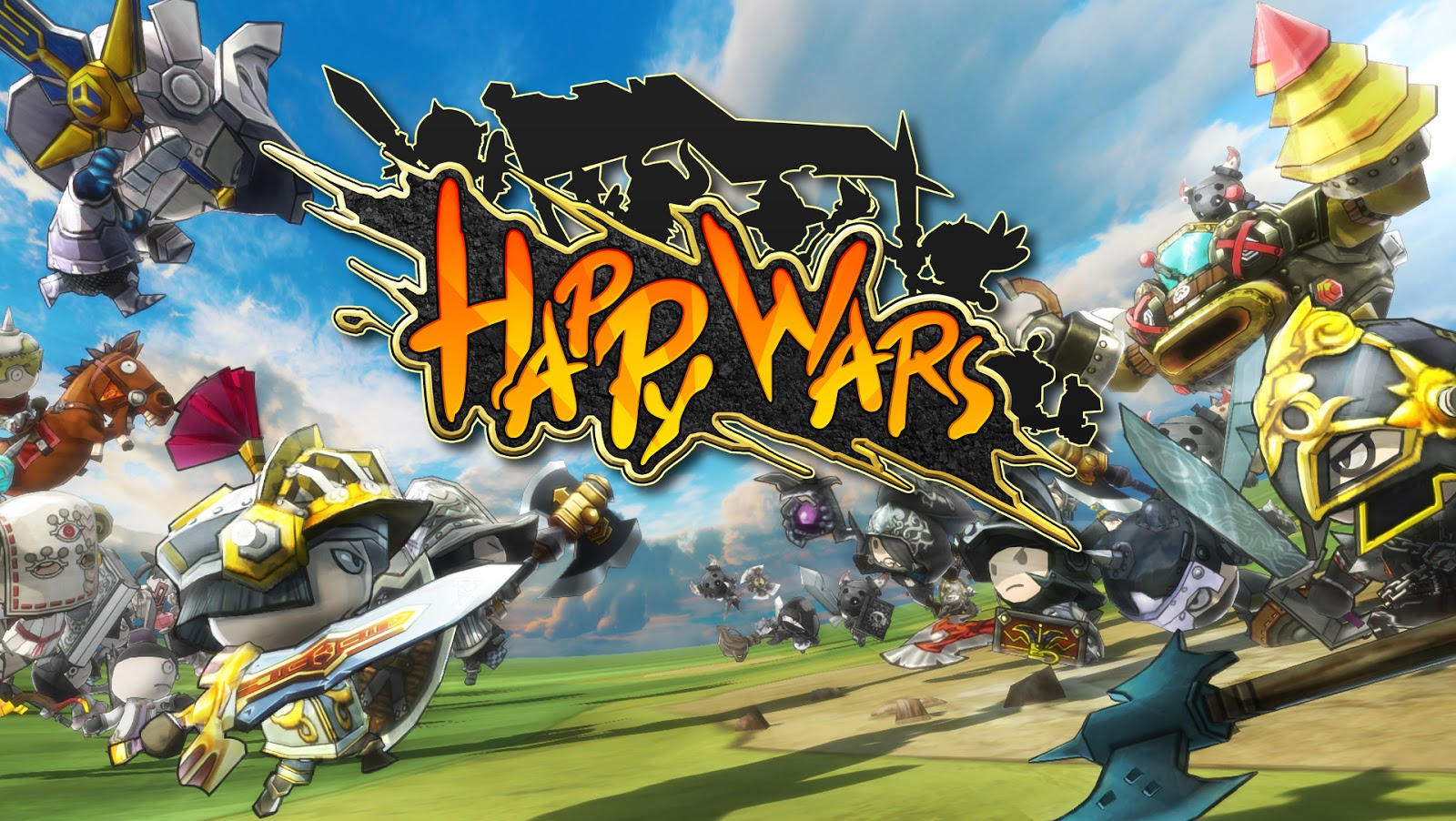 Happy Wars Online