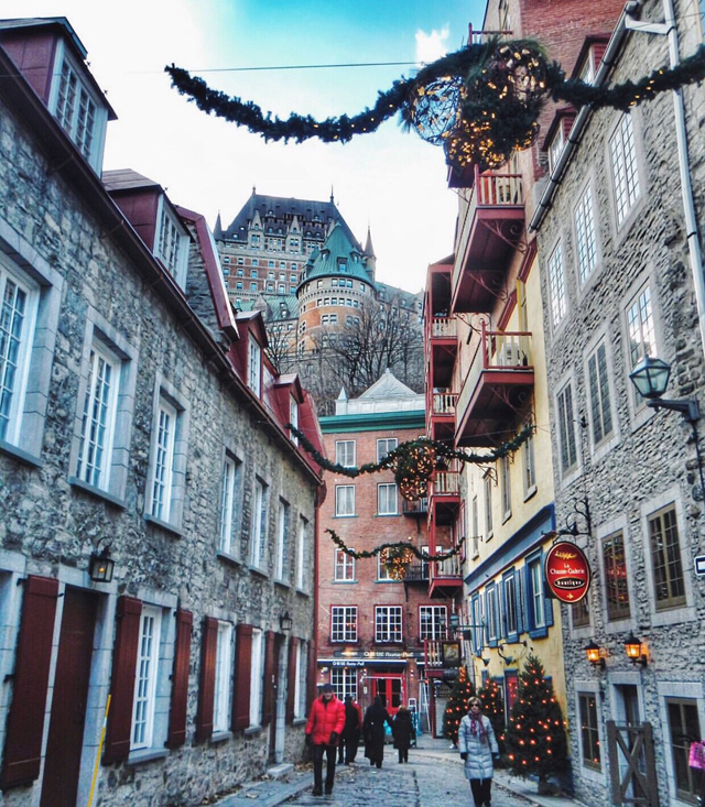Southern Curls & Pearls: Quebec City Recommendations + Recent ...