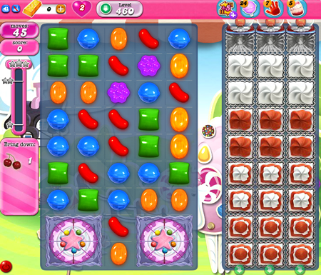 Candy Crush Saga 460