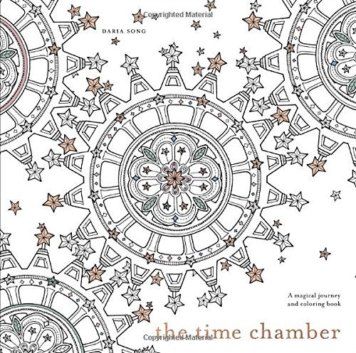 The Time Chamber An Adult Coloring Book
