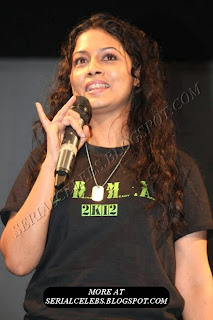 Pooja at Kids Musical Concert