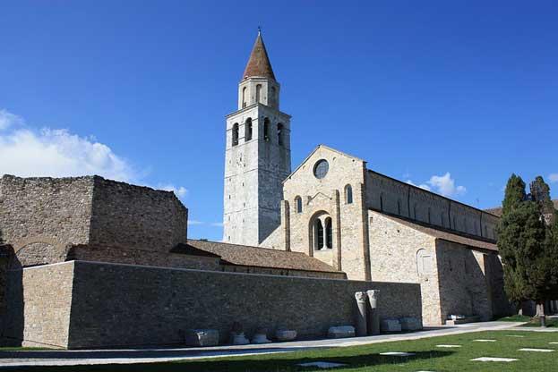 The Patriarchal Basilica of Aquileia