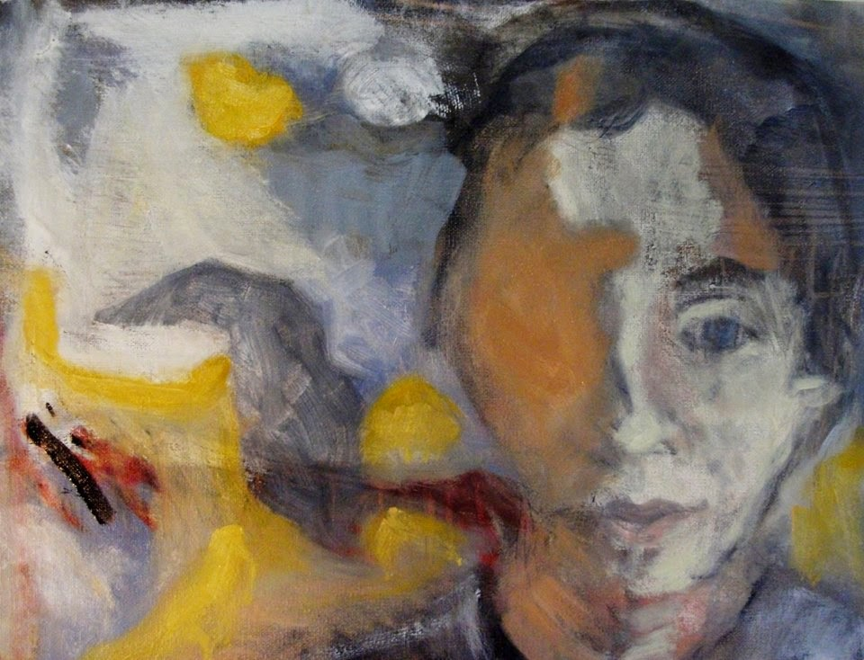 Painting, figurative, brian kielt