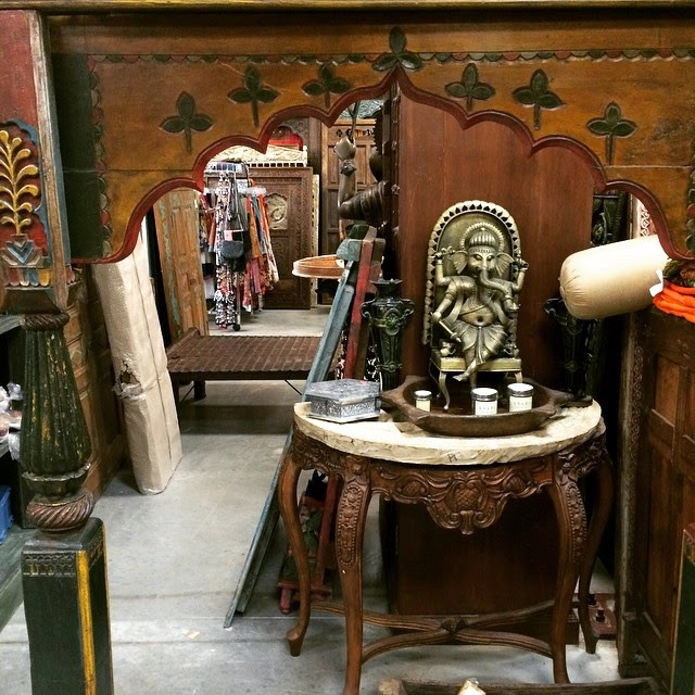 Antique collections of indian home decor antique for Mogul interior designs