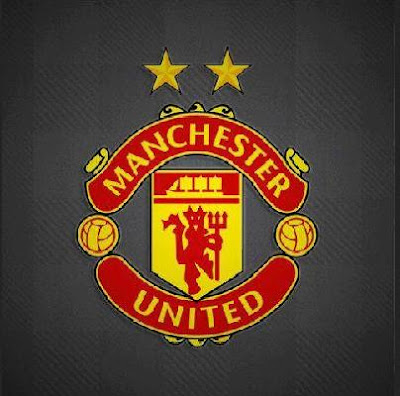 New manchester united Badge