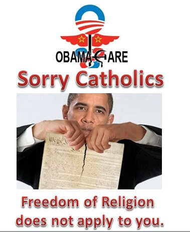 obama claims he is a catholic