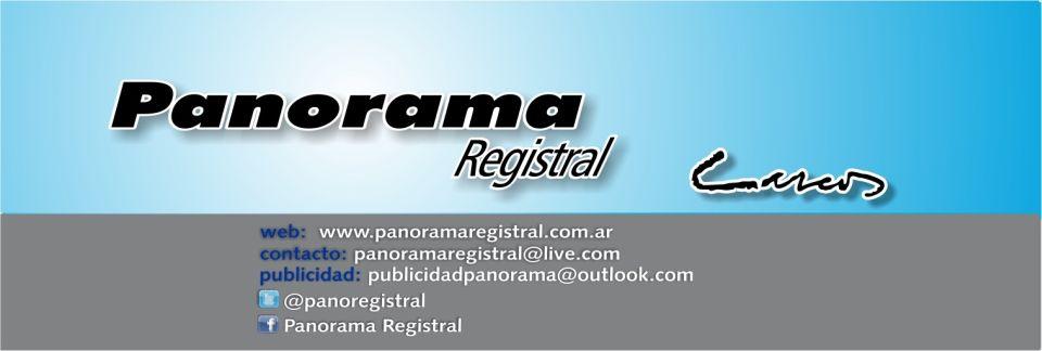 Panorama Registral