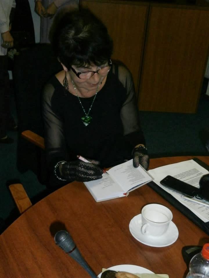 W Kawiarence Kulturalno-Literackiej, Biblioteki Śląskiej  w Katowicach