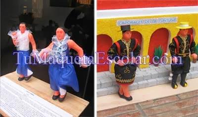 Modelos de bailes tipicos y tradicionales