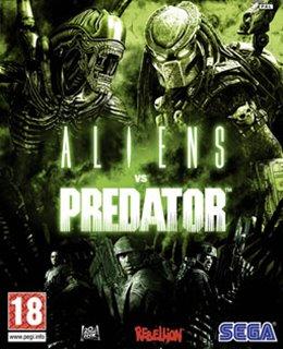 Aliens vs. Predator PC Box