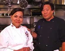 Chef Cris &amp; Chef Ming Demo White House Recipes