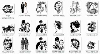 Download Logo Gambar Undangan Walimah Pernikahan