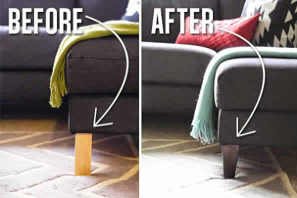 how to make your furniture look antique