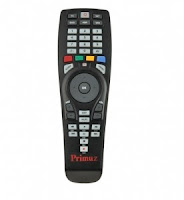 Buy Primuz Universal UL-501 Remote Controller Rs.249 (Flipkart First) or Rs. 289 : BuyToEarn