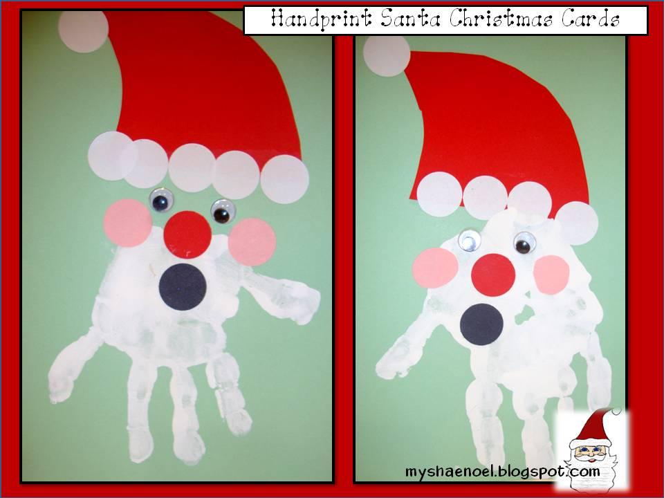 Learn and Grow Designs Website: Handprint Christmas Ornaments ...