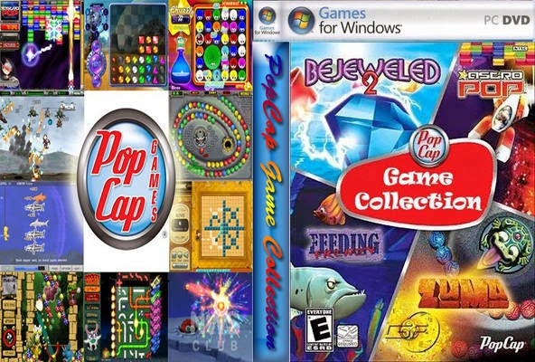 Popcap Games Collection 2014 Full,Tổng hợp Games của hãng Popcap ( Dễ chơi,lôi cuốn)