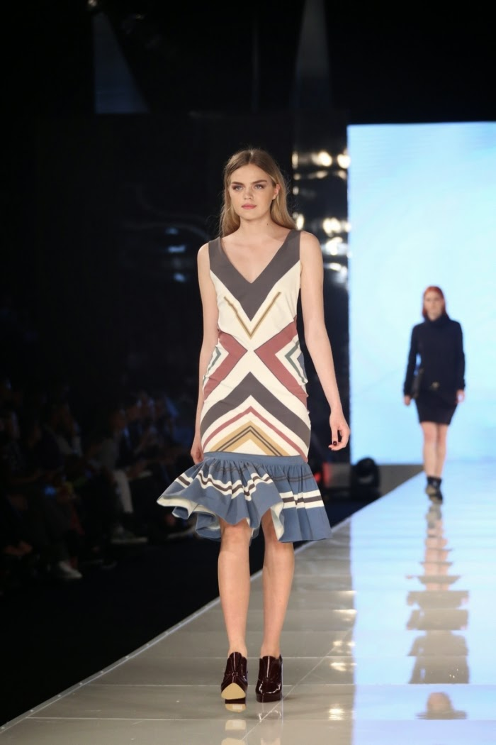 בלוג אופנה Vered'Style - שבוע האופנה גינדי תל אביב, יום התצוגות השני