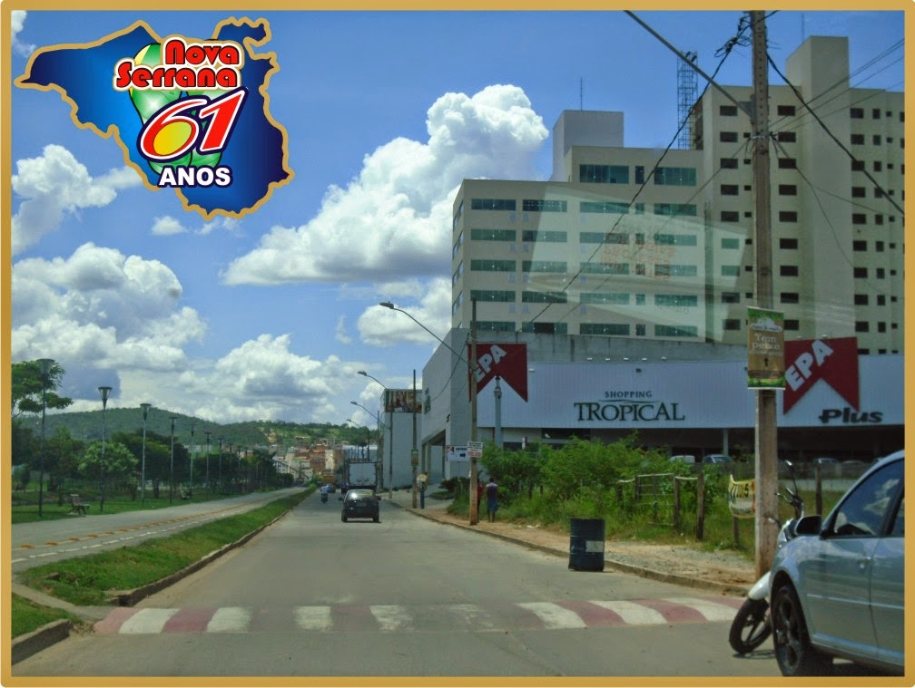 Tropical Shopping Nova Serrana