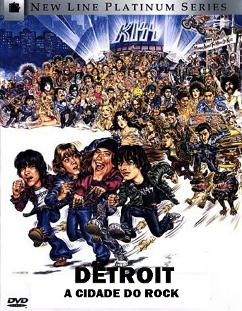 Detroit a Cidade do Rock – Dublado