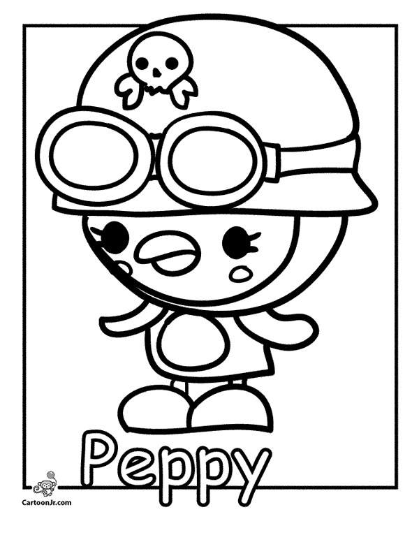 Moshlings Free Coloring Pages Moshling Coloring Pages