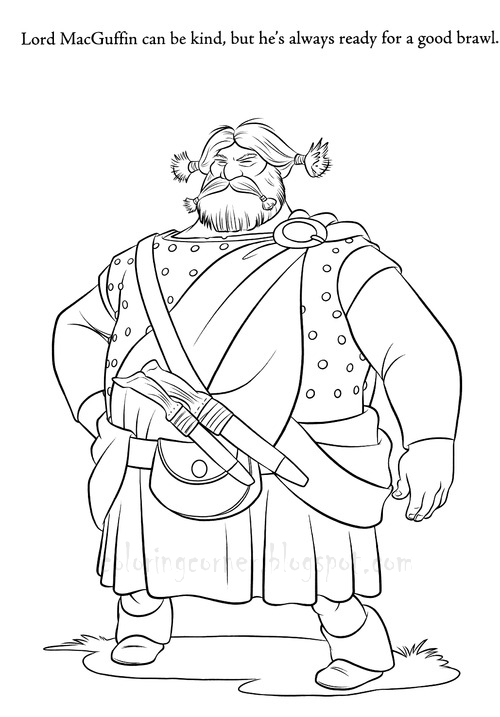 brave coloring pages games kids - photo#39